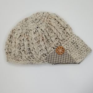 Comfy Crocheted Hat